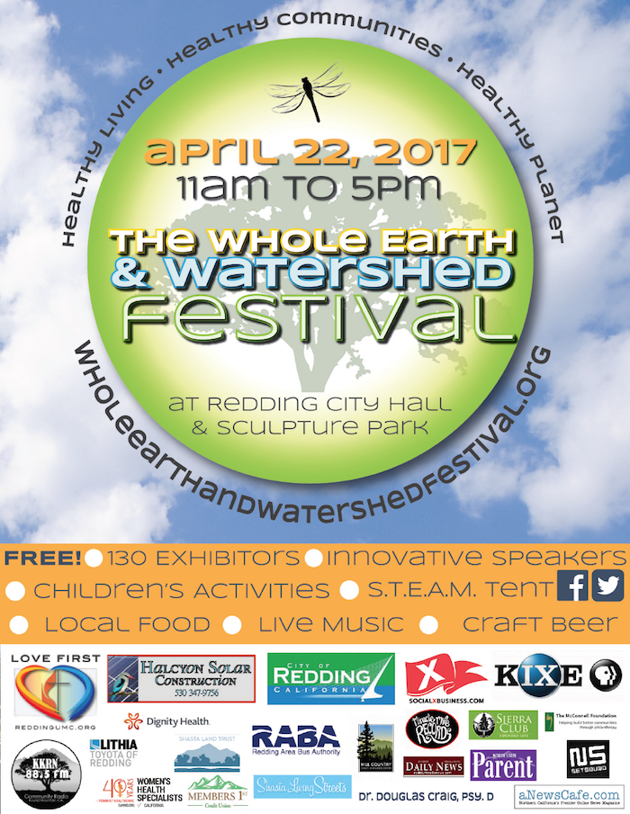 The Whole Earth & Watershed Festival