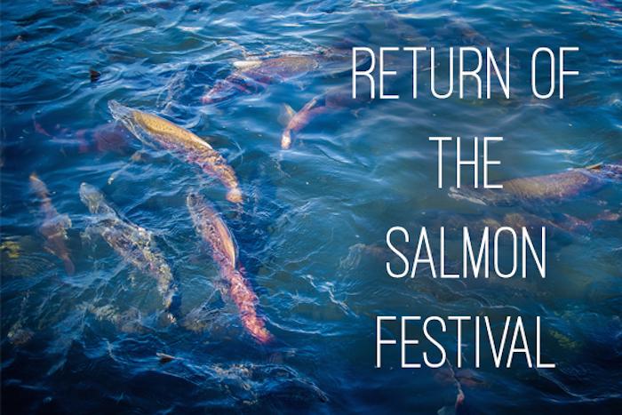 Return of the Salmon Festival